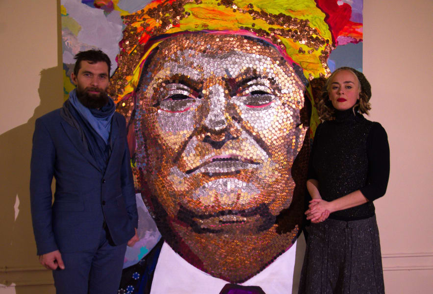Artists with Trump
