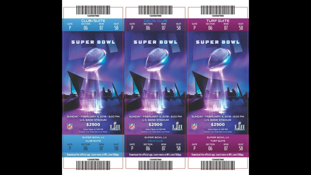 super bowl lii tickets 2018