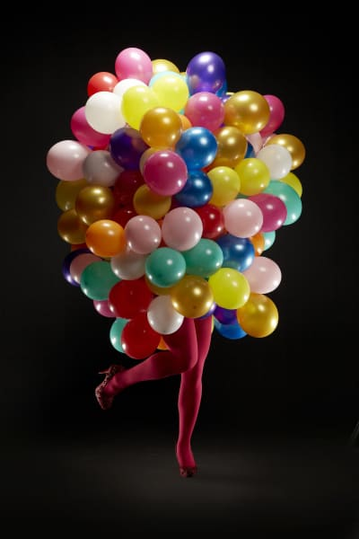 Athi-Patra Ruga balloons