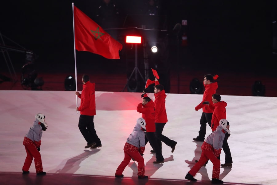 PyeongChang 2018 olympic games opening ceremony 7