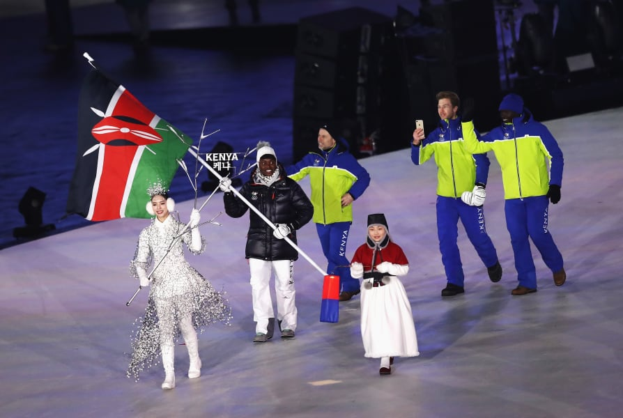 PyeongChang 2018 olympic games opening ceremony 10