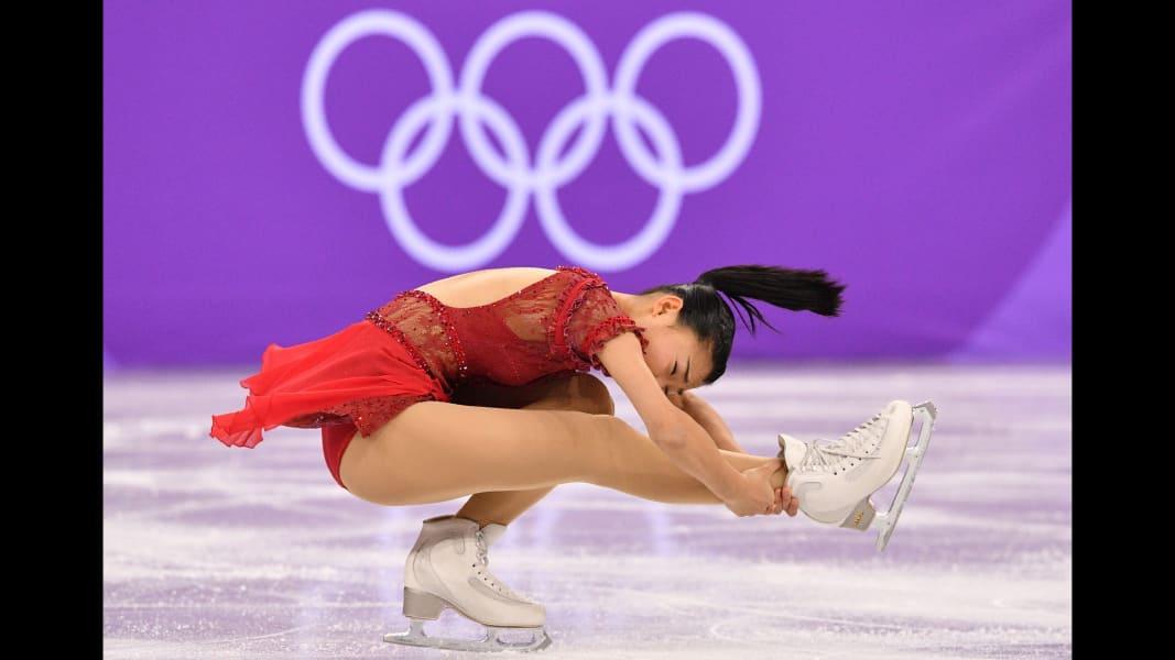 15 winter olympics 0212 figure skating Kaori Sakamoto