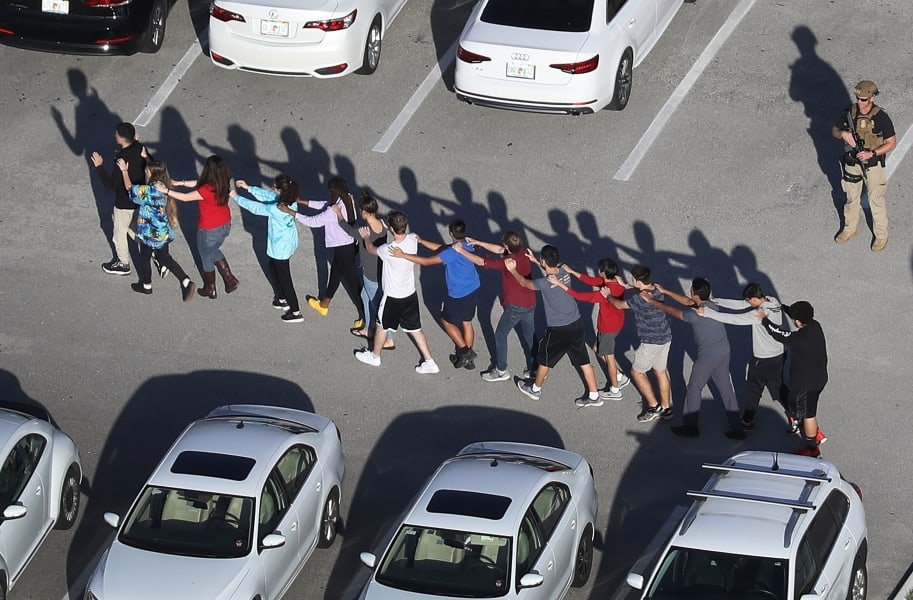 10 florida school shooting gallery 0214