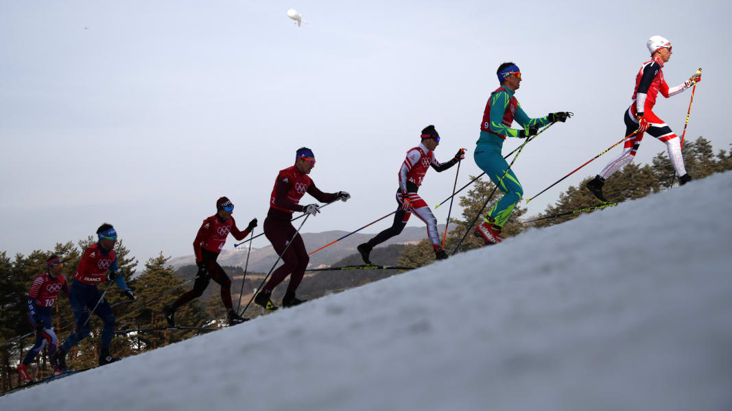28 Winter Olympics 2018 mens cross country