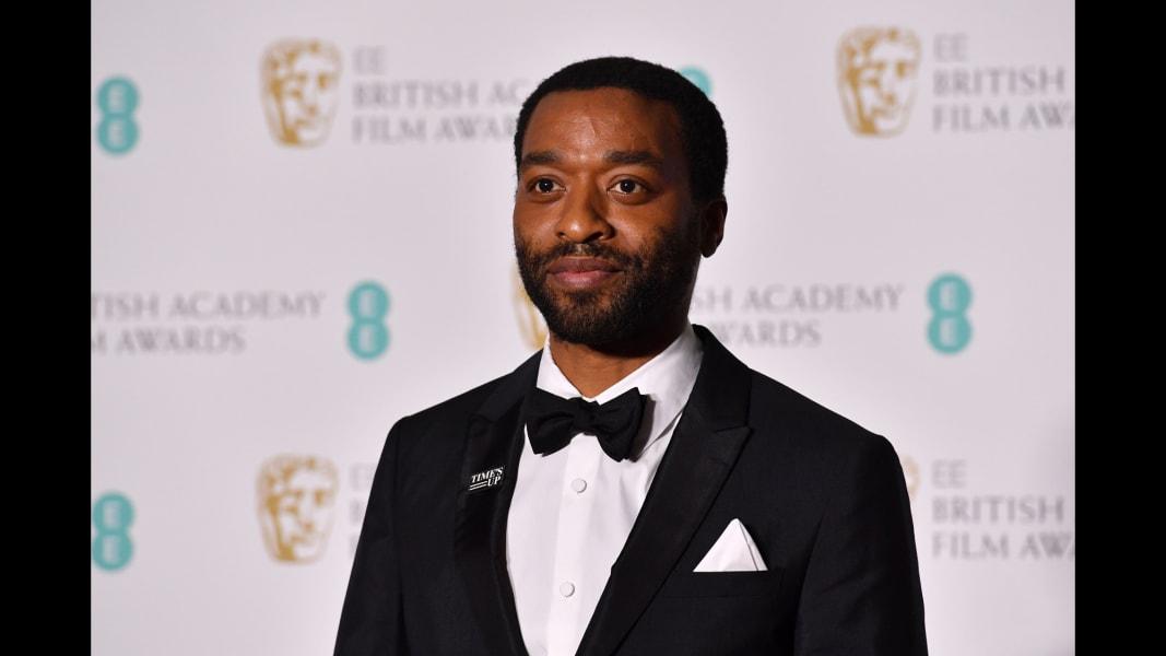 12 BAFTAS 2018 Chiwetel Ejiofor