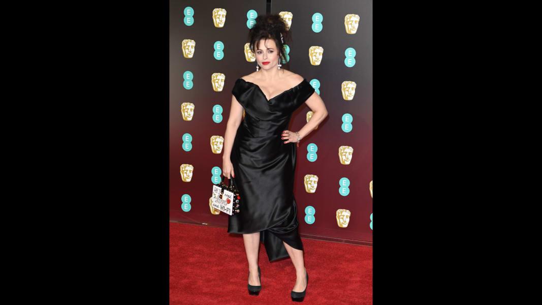 14 BAFTAS 2018 Helena Bonham