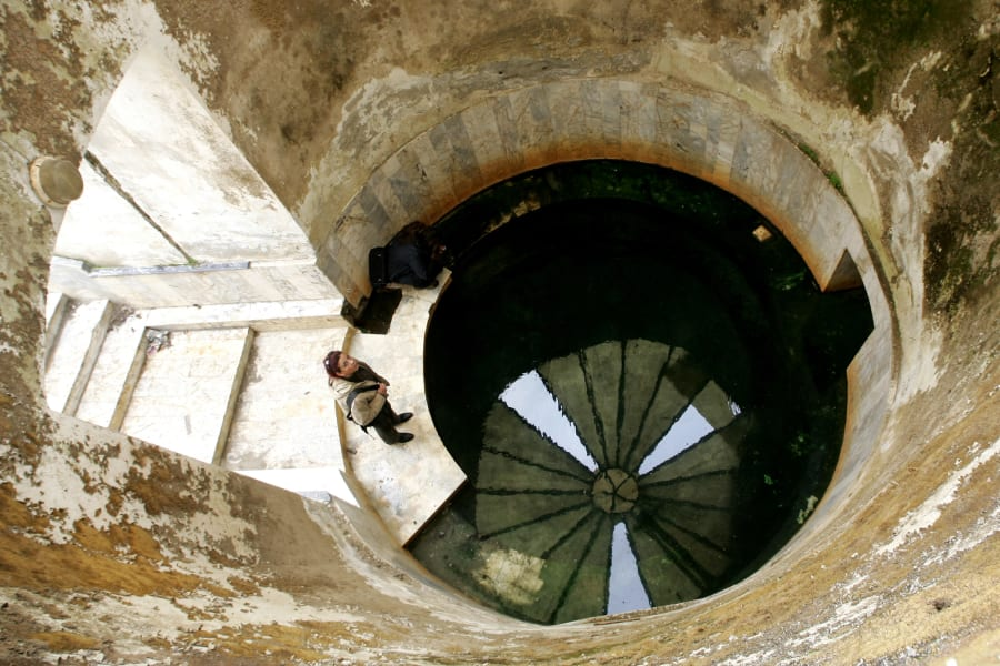 allianoi thermal spring izmir