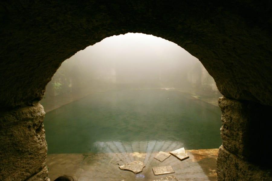 allianoi thermal spring izmir 2