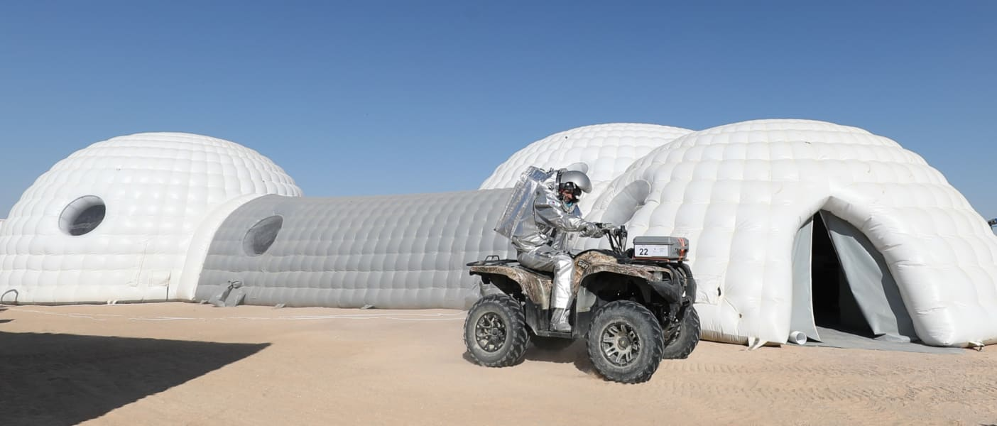 oman space buggy