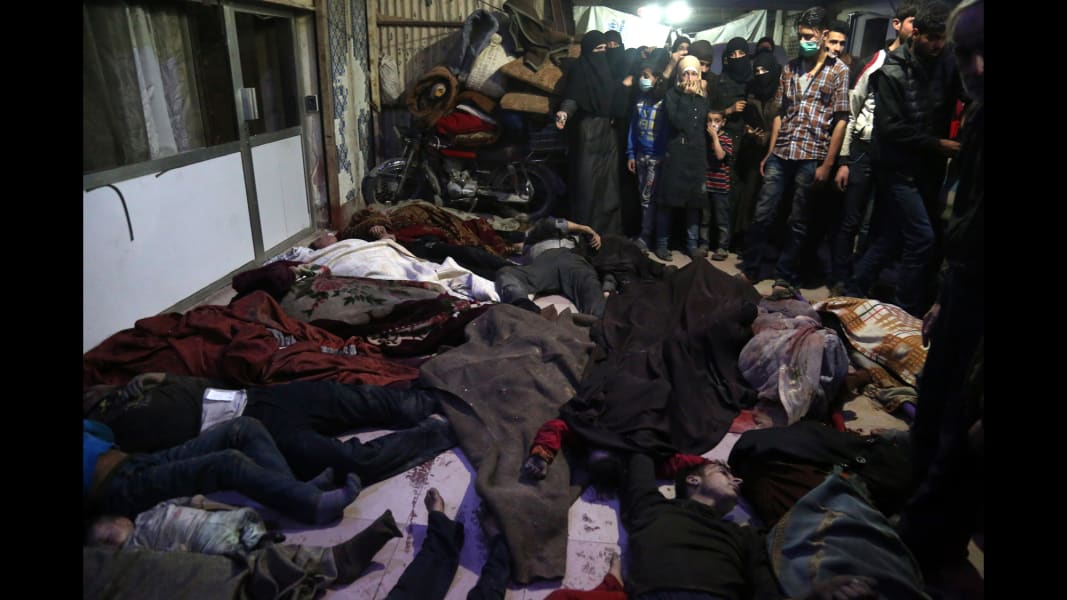 54 syria timeline RESTRICTED