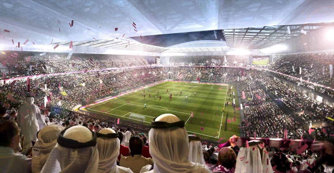 Al Rayyan stadium qatar