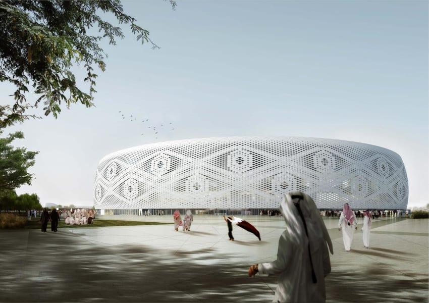 Al Thumama stadium qatar