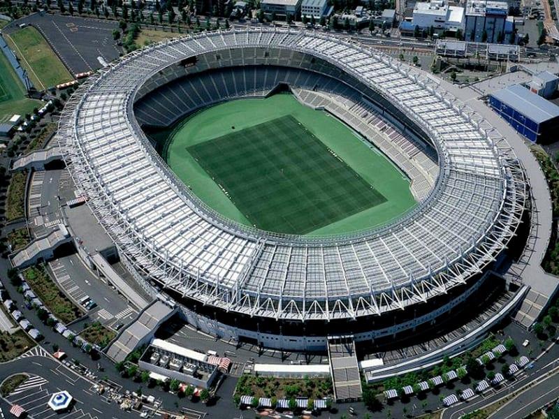 Rugby World Cup 2019 Tokyo Stadium