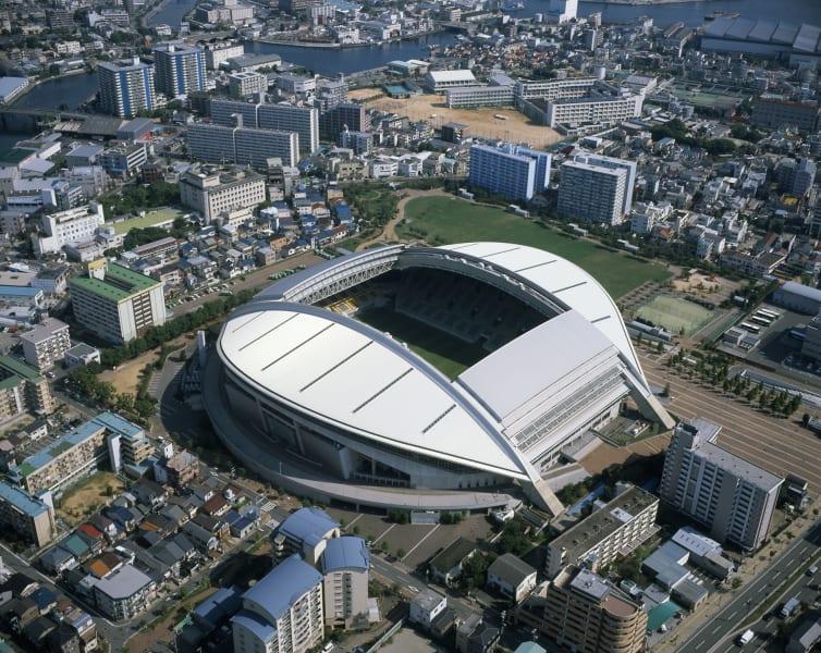 Rugby World Cup 2019 Kobe Misaki Stadium