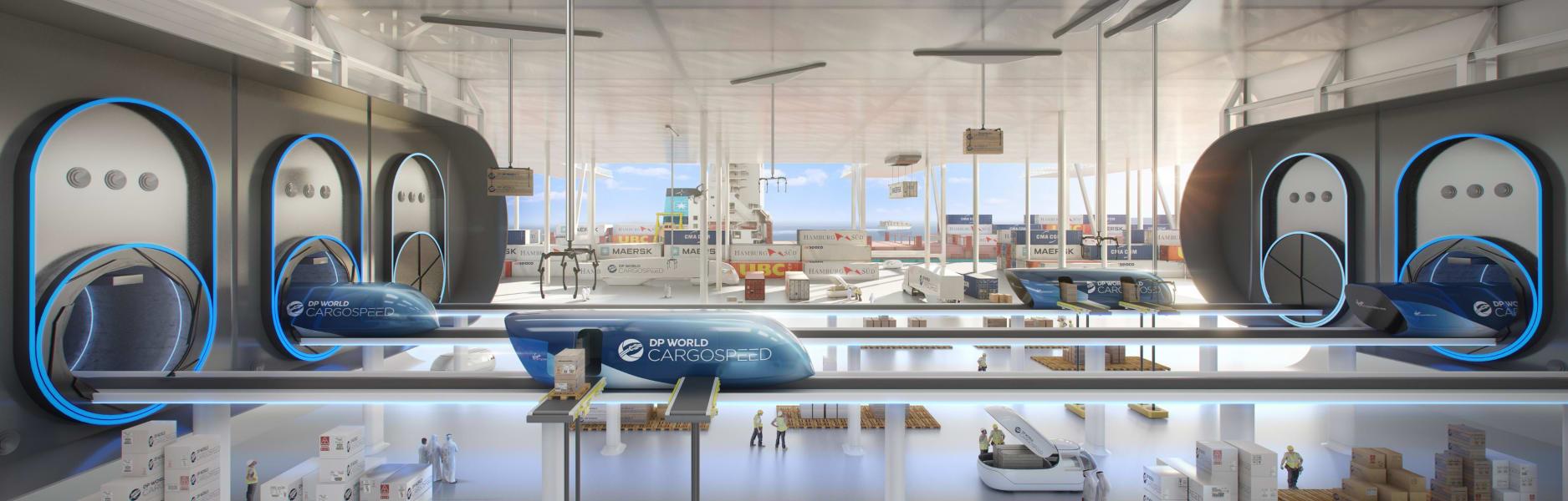 hyperloop cargospeed 1