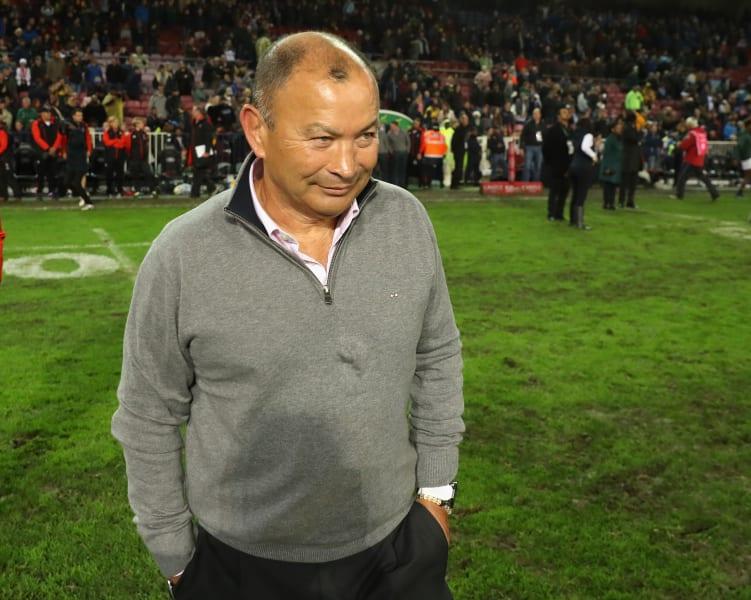 Eddie Jones profile South Africa win