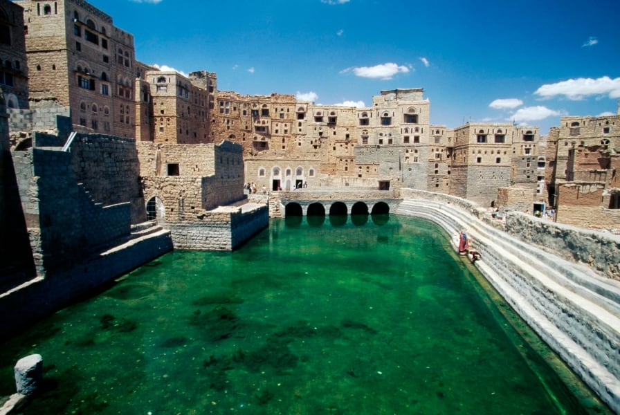 10 middle east water
