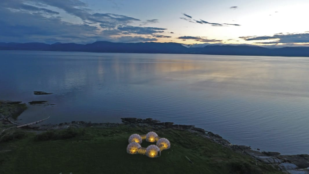pollution pods norway