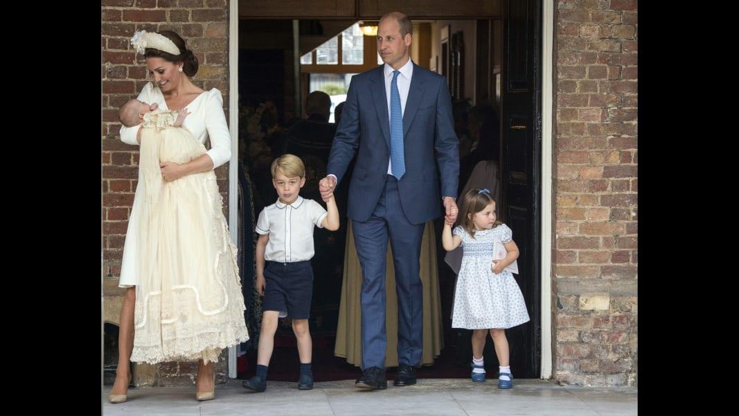 royal family christening 0709