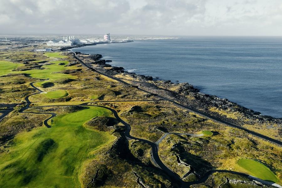 keilir golf course iceland