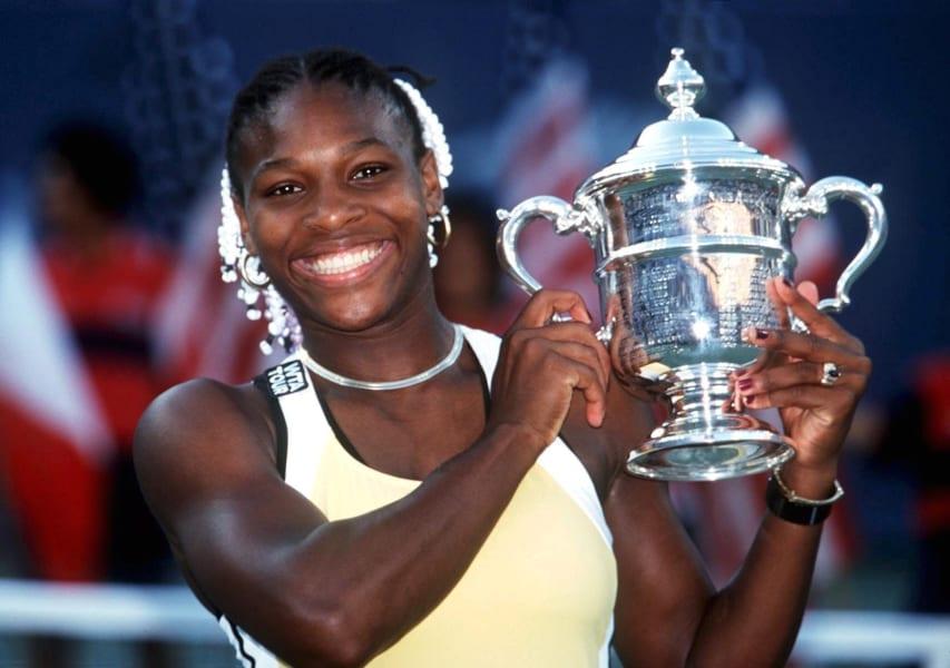 Serena Williams 2009 US Open
