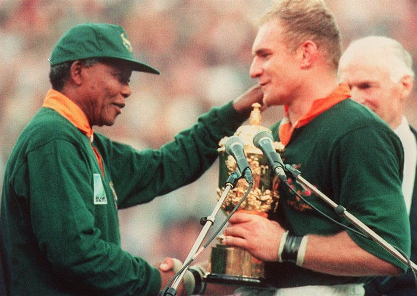 south africa 1995 rugby world cup
