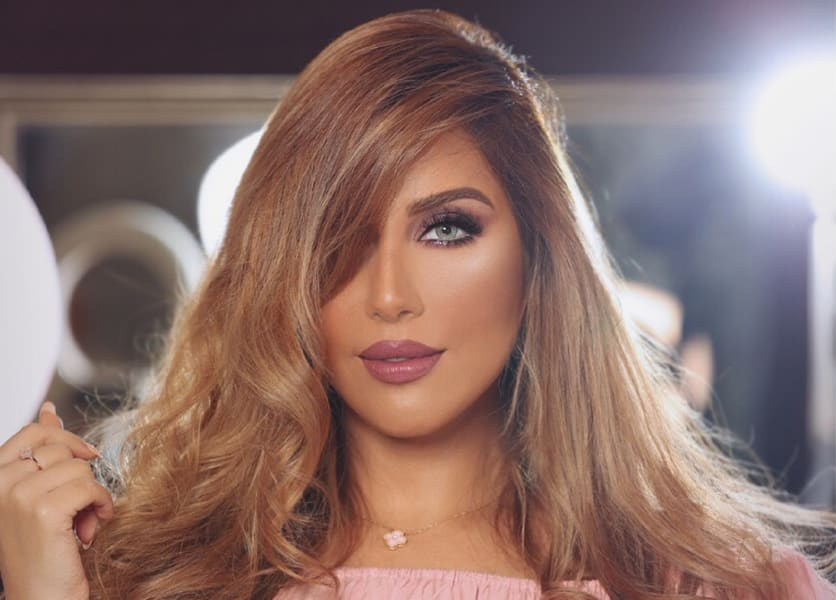 Dubai beauty Alreem Saif