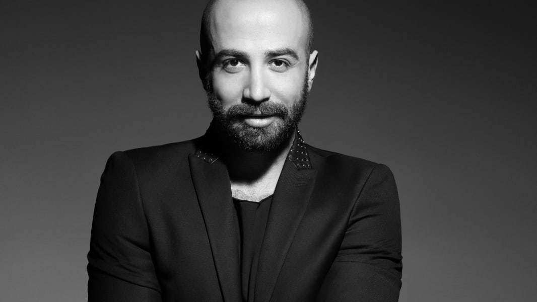 Dubai beauty Samer Khouzami