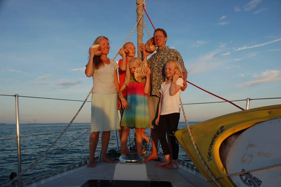 Sailing Totem 3