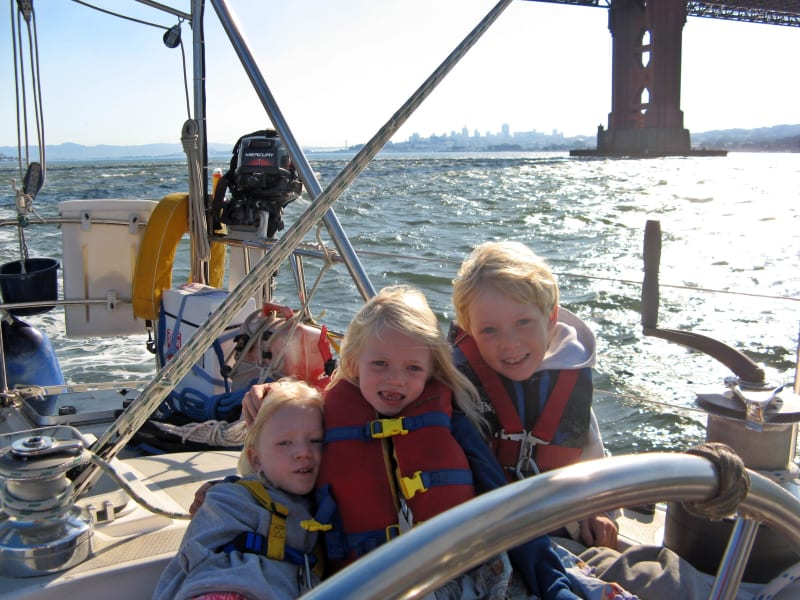 Sailing Totem 12