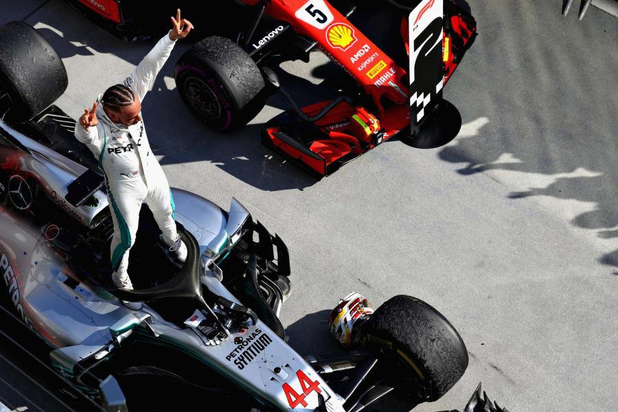 Hamilton jump