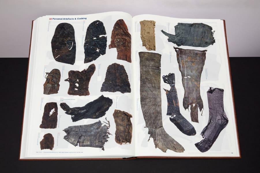 amsterdam excavation book
