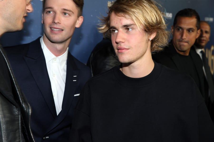 Justin Bieber Midnight premiere March 2018