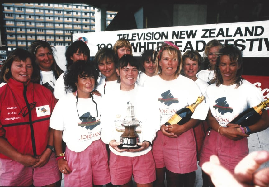 02 Maiden New Zealand