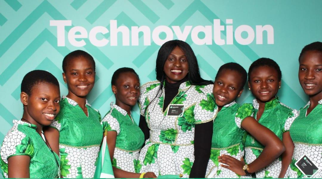 01 Nigerian girls win silicon valley contest