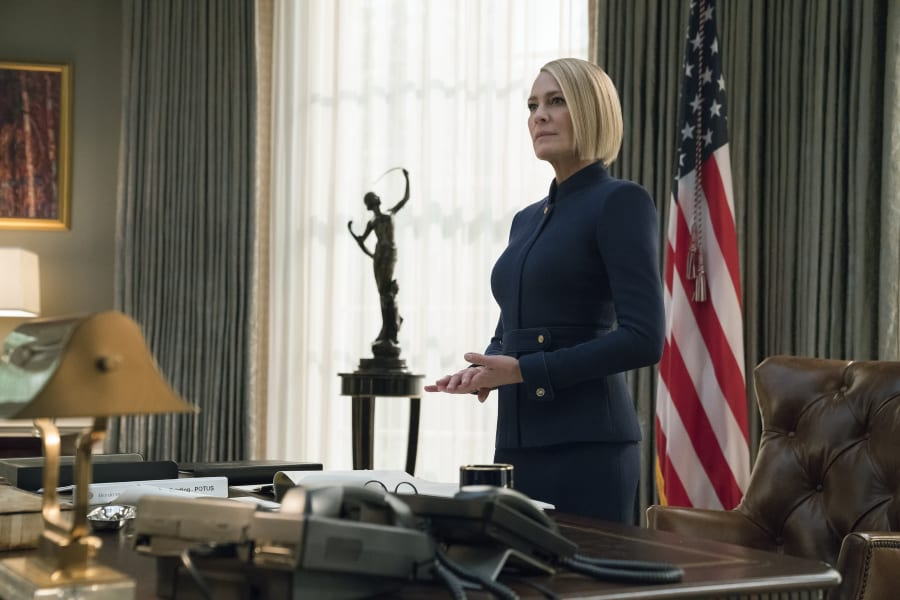 13 fall tv 2018 house of cards