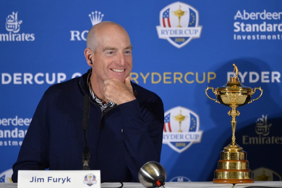 Team USA Ryder Cup Jim Furyk