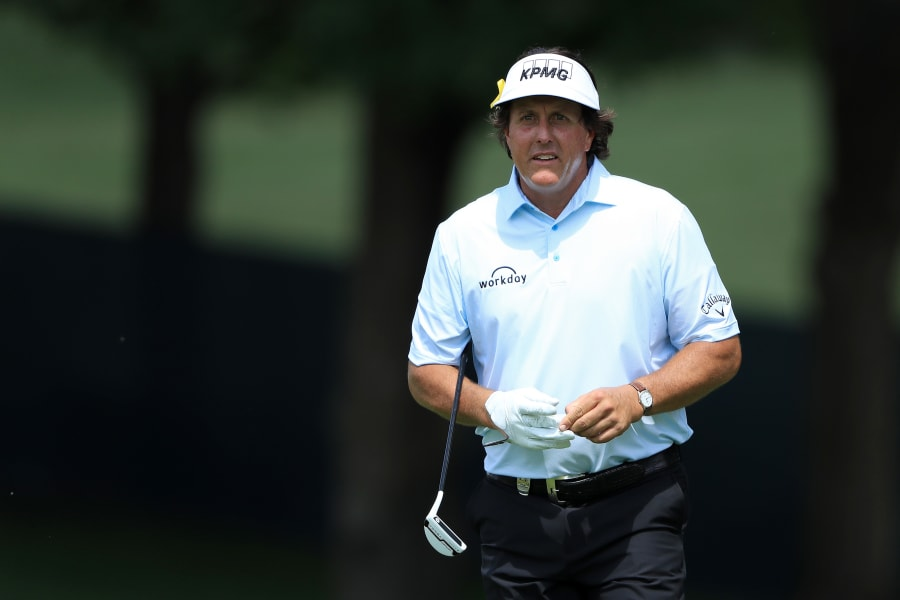 Team USA Ryder Cup Phil Mickelson