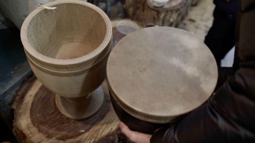 Tonbak Drum  15