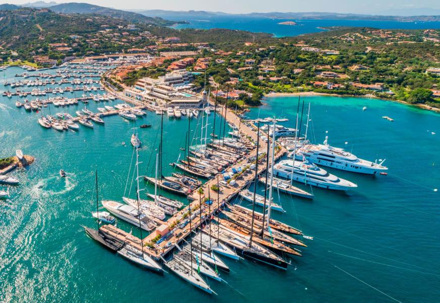 Maxi Yacht Rolex Cup Sardinia Porto Cervo