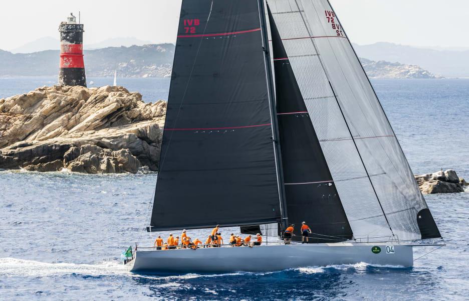 Maxi Yacht Rolex Cup Sardinia Momo