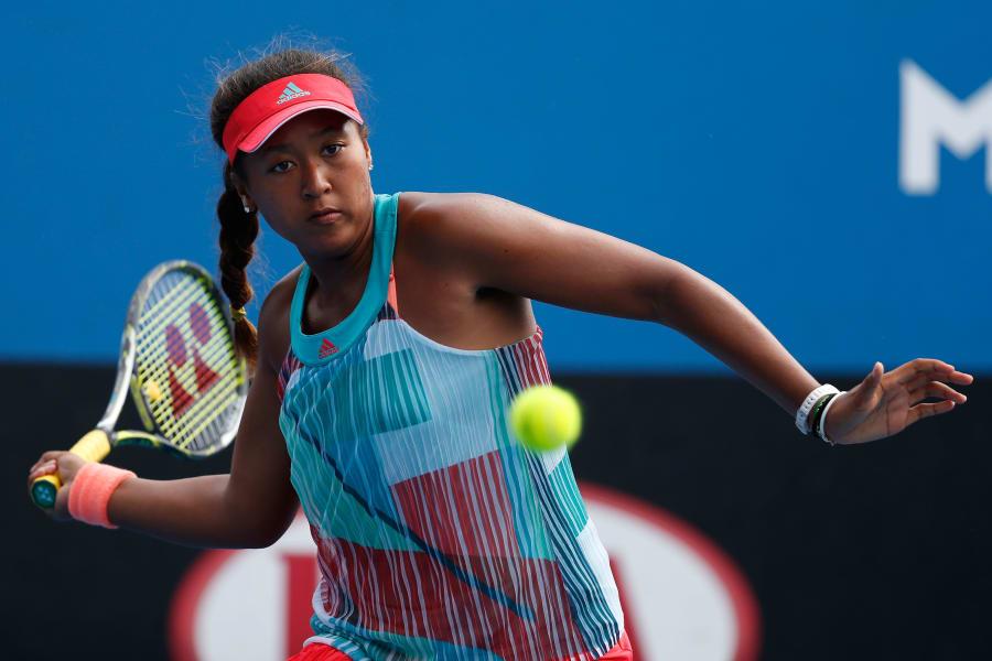 Naomi Osaka 2016  Australian Open