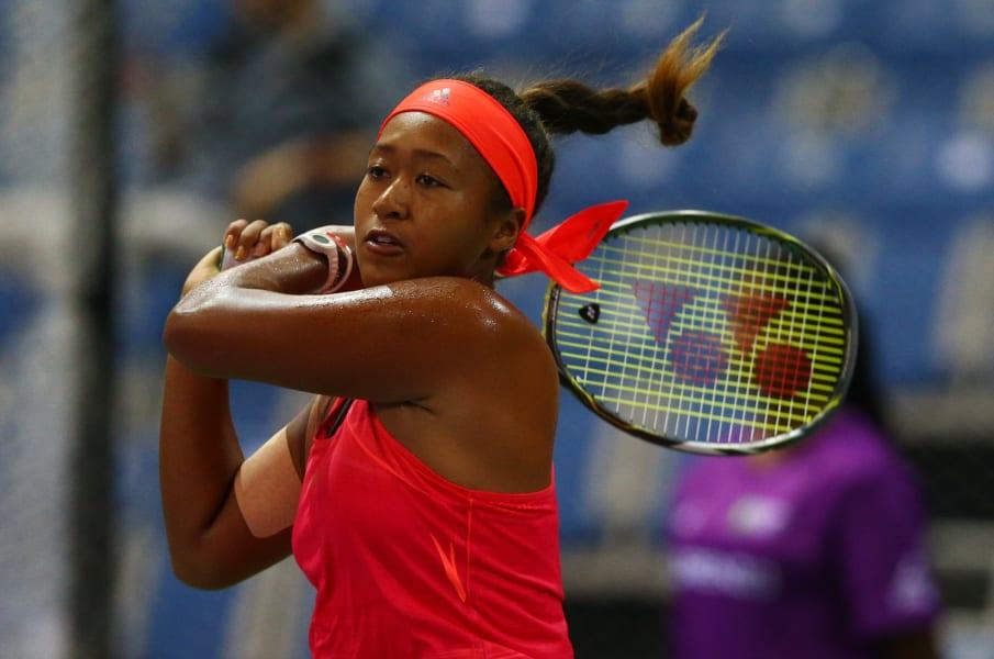 Naomi Osaka 2015 WTA Rising Stars