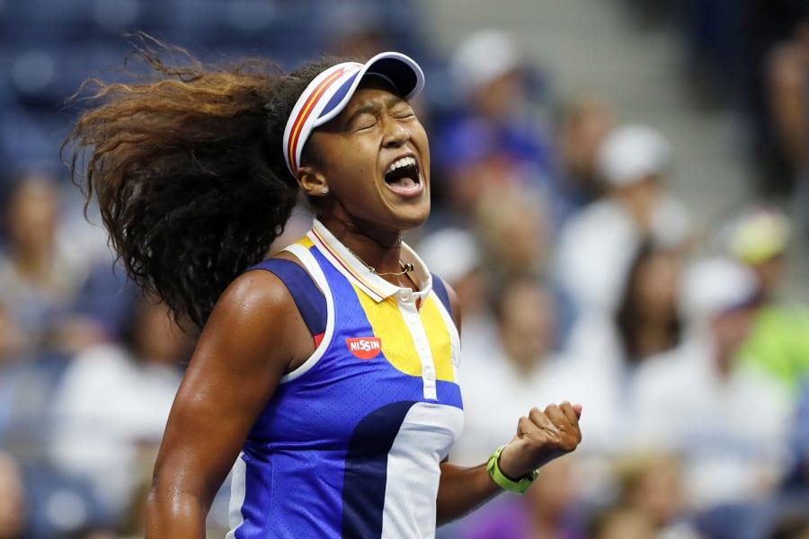Naomi Osaka 2017 US Open