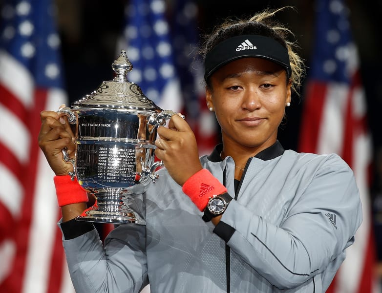 Naomi Osaka 2018 US Open