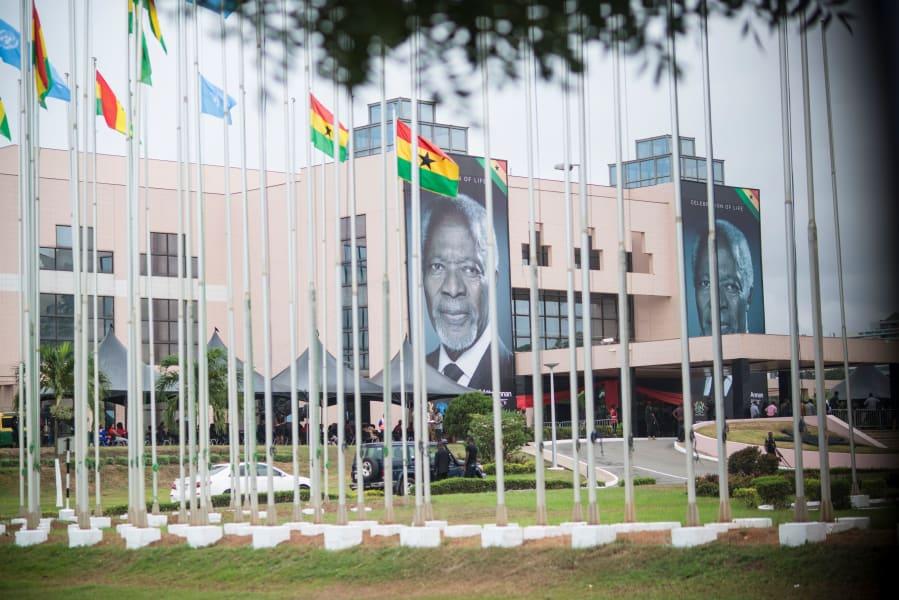 08 Kofi Annan burial Ghana