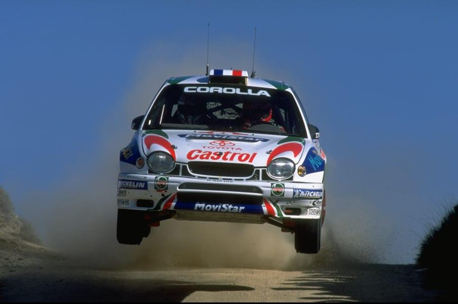 Toyota Rally Car 1999