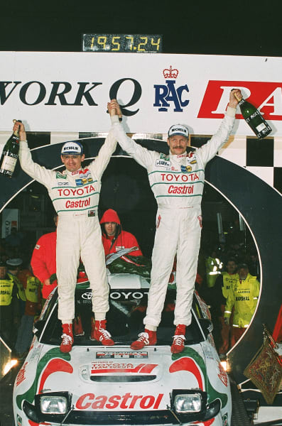 Toyota Rally 1993