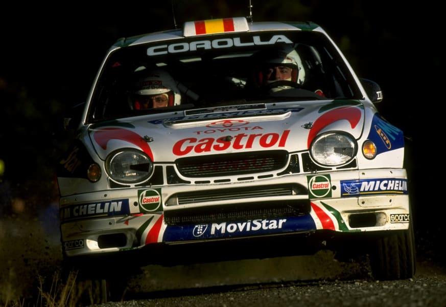 Toyota Rally 1998