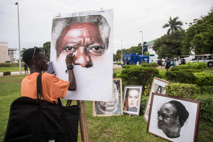 09 Kofi Annan funeral 0911